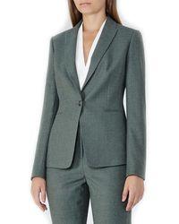 Reiss - Murphy Wool-blend Jacket - Lyst