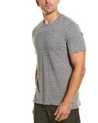 Vimmia Alpha Accelerate Crew Neck T-shirt - Grey