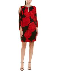 Trina Turk - Velvet Rope Silk Cocktail Dress - Lyst