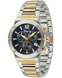 Ferragamo Men's Stainlesss Steel Watch - Metallic