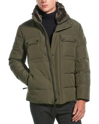 Marc New York Godwin Coat - Green