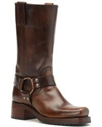 Frye - Heirloom Harness Tall Boot - Lyst