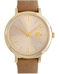Lacoste Watch - Metallic