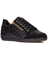 Geox Myria Sneaker - Black