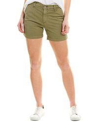 AG Jeans Caden Sulfur Harvest Olive Short - Green