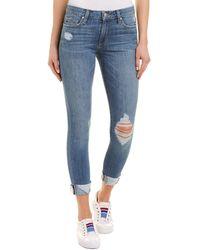 Joe's Jeans - Icon Rhea Skinny Ankle Crop - Lyst