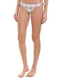 Morgan Lane Tina Bikini Bottom - Pink