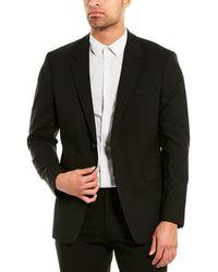 Theory Wool-blend Sportcoat - Black