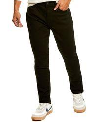 Hudson Jeans Ace Bsta Skinny Leg Jean - Black