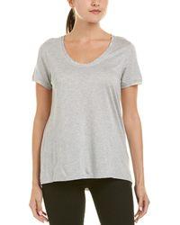 Rebecca Taylor Mia T-shirt - Gray