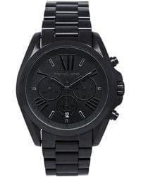 Michael Kors Bradshaw Watch - Black
