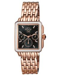 Gv2 Bari Multi Diamond Watch - Multicolor