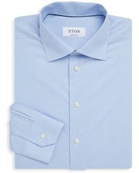 Eton of Sweden - Contemporary-fit Dress Shirt - Lyst