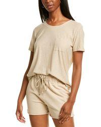 James Perse Pocket T-shirt - Brown