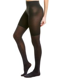 Spanx ? Tight End Shaping Tights - Black