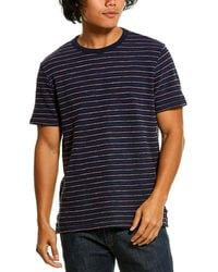 Sol Angeles Monterey Stripe T-shirt - Blue