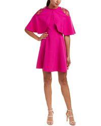 Trendyol A-line Dress - Purple