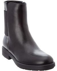 Aquatalia - Lena Waterproof Leather Boot - Lyst