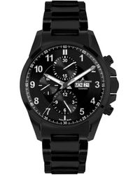 Jacques Lemans Liverpool Watch - Black