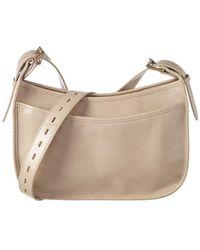 Hobo - Chase Leather Shoulder Bag - Lyst