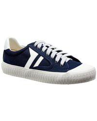 Céline - Plimsole Canvas Sneaker - Lyst