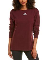 adidas Outdoor Amplifier T-shirt - Red