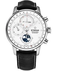 Eterna Men's Tangaroa Watch - Metallic
