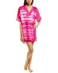 N Natori Challis Sleepshirt - Pink