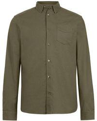AllSaints Allsaints Fairview Shirt - Green