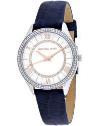 Michael Kors Lauryn Watch - Blue