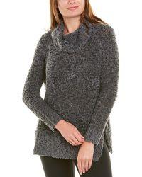 Krimson Klover Fireside Wool-blend Jumper - Grey