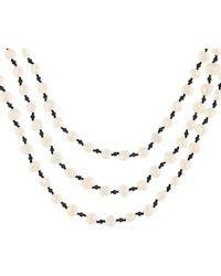 Splendid - 2.3-6mm Freshwater Pearl Endless Necklace - Lyst