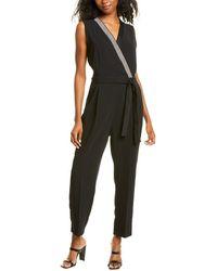 Marella Acciuga Jumpsuit - Black