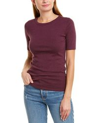 J.Crew T-shirt - Purple