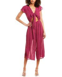 Raga Loretta Jumpsuit - Pink