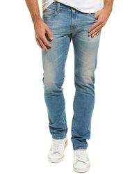 AG Jeans Tellis 19 Years Rocket Modern Slim Leg - Blue