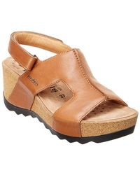 Mephisto - Xenia-m Leather Sandal - Lyst