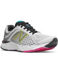 New Balance 680 Running Trainer - White