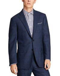 Brooks Brothers Golden Fleece Brookscloudtm Wool Twill Suit - Blue
