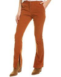 A.L.C. Javier Crop Pant - Orange
