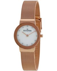 Skagen Freja Watch - Multicolour