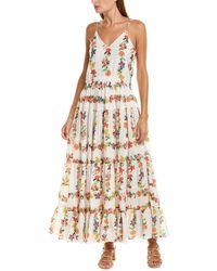 Carolina K Marieta Maxi Dress - White