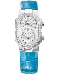Philip Stein Signature Diamond Watch - Multicolor