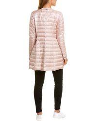 Herno Puffer Down Jacket - Pink