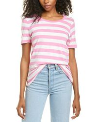 Philosophy Striped Shirt - Pink