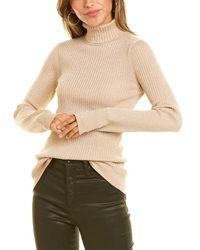 Trina Turk Karat Wool-blend Jumper - Brown