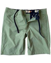 Tailor Vintage Stretch Hybrid Short - Green