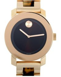 Movado Women's Bold Watch - Metallic