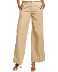 Brochu Walker Landon Linen Pant - Green