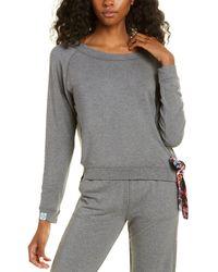 Vera Bradley Sonoma Sweatshirt - Gray